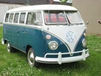 My microbus was restored prior to my purchase in May of
