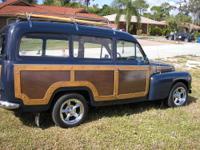 Volvo Of Bonita Springs >> Woody Wagon-- 1970 Morris Minor Traveller-- Patina Finish
