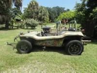 Classic 1967 VW Dune Buggy Selling for $1,200 or make