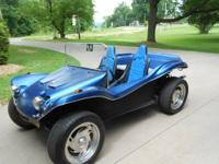 1967 VW Dunebuggy with lots and lots of new and