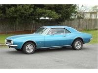 This 1967 Camaro is in unbelievable survivor quality.