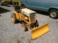 FOR SALE:1968 122 Cub Cadet International Harvester