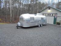 1968 Airstream this is a work in the making I do