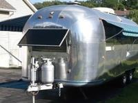 I have for sale a 1968 Airstream Caravel that is 24
