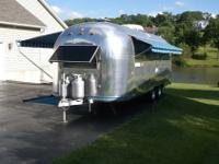 YOU ARE VIEWING A 1968 AIRSTREAM TRAVEL TRAILER 24 FOOT
