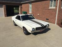 1968 AMX American Motors Muscle Car. Car was restored