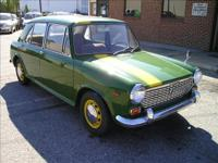 Very cool little Austin America 1100. It is the same