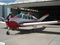 1968 Beechcraft V35A Bonanza For Sale in Gillette,