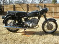 I have for sale a stunning 1968 R60US motorcycle with