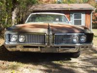 Buick Electra 225 with the 430 Big Block. Car runs and