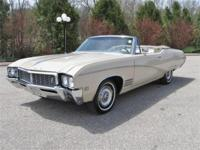 Just in is this beautiful restored original 1968 Buick
