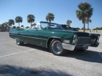 1968 Cadillac Deville Convertible This beautiful car