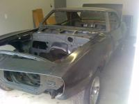 1968 Camaro, listing for a friend. The car has all new
