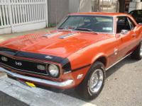 Here is a very unique Camaro SS. It is optioned with a