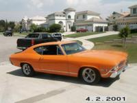1968 Chevelle Malibu for $18.5K OBO 350 four bolt main