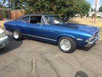 I have a 1968 chevelle for sale it has lots of new