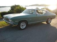 1968 Chevelle Malibu Vin# 13637 8z105481 I purchased