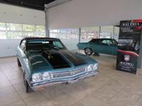 1968 Chevelle SS 396 Convertible. This is a beautiful