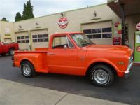 Great looking mild custom short box stepside. The