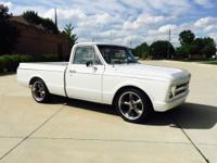 1968 Chevrolet C10 Pickup Short bed, 350CI V8, Hedman