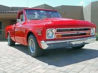 1968 Chevrolet C-10 Pickup V8 Automatic  Truly a