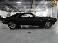 Stock #125-HOU 1968 Chevrolet Camaro  $32,995