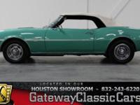 Stock #175HOU 1968 Chevrolet Camaro FOR SALE Engine:
