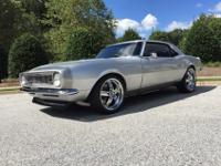 Beautifully maintained 396 SS Camaro for sale. Get your