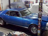 PRICE REDUCED! This pristine, rust-free 427 Camaro SS