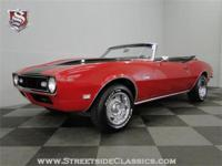 Want a great-running '68 Camaro convertible at an