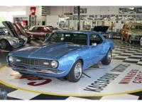 Very Clean Sporty 1968 Chevrolet Camaro Coupe - New