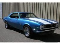 1968 Chevrolet Camaro SS 350 replica. 350, 4 bolt,