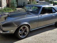Brutally fast, this 1968 Camaro rocks a stroked small