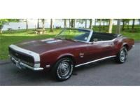 Matching numbers V-8 engine, automatic transmission,