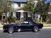 Year : 1968 Make : Chevrolet Model : Camaro SS Exterior