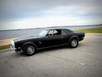 1968 Camaro ss for sale, 383 stroker with aluminum
