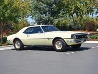 This exceptionally well restored 1968 Camaro SS is as