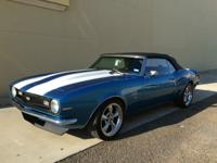 1968 Chevrolet Camaro SS Convertible 5.7L U/K. Car: