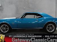 Stock #46-FTL  1968 Chevrolet Camaro SS $49,995