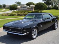 This is one of the VERY BEST looking '68 Camaros with