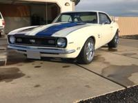 1968 CAMARO THAT IS BUILT TO DRIVE AND WILL IMPRESS