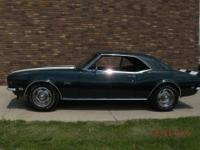 1968 Chevrolet Camaro Z28 ..A Real Deal Z28 ..All