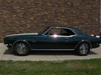 1968 Chevrolet Camaro Z28 ..A Real Deal Z28 ..Numbers