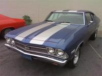 1968 CHEVY CHEVELLE VERY FAST CAR NEW