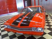 1968 CHEVY CHEVELLE SS PRO STREET RACE CAR 540 ENGINE