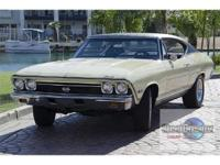 1968 CHEVELLE SS 396 STEEL DREAMZ IS PROUD TO OFFER