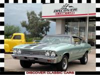 This beautiful 1968 Chevy Chevelle SS396 Clone was