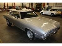 1968 Chevelle 2dr Ht 350 automatic , PS, PB loaded with