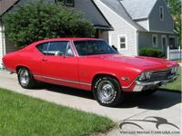 This 1968 Chevrolet Malibu is one of those cars where