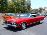 Check out this big block Chevelle Convertible! Lots of